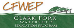 Clark Fork Watershed Education Program (CFWEP) logo